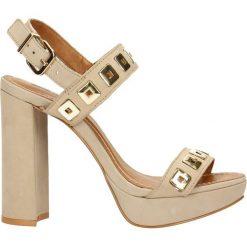 Sandały damskie: Sandały YASTI