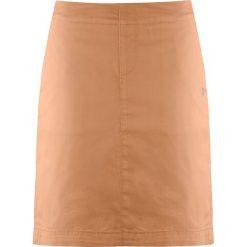 Spódniczki ołówkowe: Spódnica w kolorze jasnobrązowym
