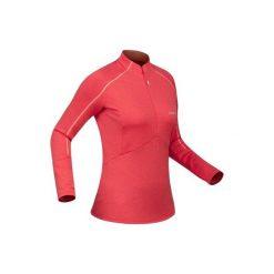 b54f1c84740d6 Koszulka termoaktywna na narty MD 500 damska. Różowe koszulki damskie  termoaktywne WED ZE