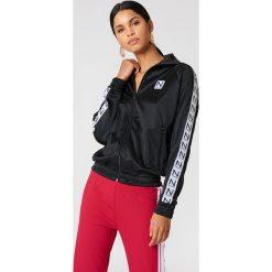 Bluzy damskie: New Black Bluza dresowa Rakai - Black