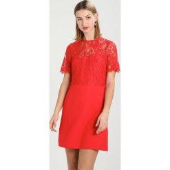 Sukienki: Oasis BODICE SHIFT DRESS Sukienka koktajlowa red orange