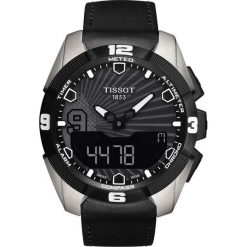 RABAT ZEGAREK TISSOT SPECIAL COLLECTIONS T091.420.46.061.00. Czarne zegarki męskie TISSOT. W wyprzedaży za 3740,00 zł.