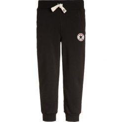 Converse CORE Spodnie treningowe black. Czarne spodnie chłopięce Converse, z bawełny. Za 159,00 zł.