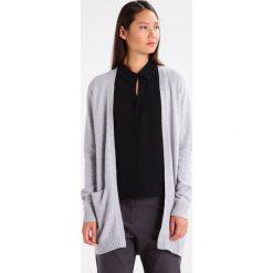 Swetry damskie: Vila VIRIL OPEN Kardigan light grey melange