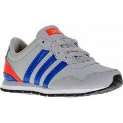 Buciki niemowlęce chłopięce: Adidas Buty dziecięce V Jog K szare r. 36 (AW4147)