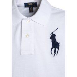 Bluzki dziewczęce bawełniane: Polo Ralph Lauren BIG  Koszulka polo white