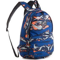 Plecak PUMA - Academy Backpack 074719 24 Peacoat/Camo. Niebieskie plecaki damskie Puma, z materiału. Za 169,00 zł.