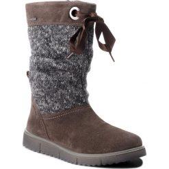 Kozaki LEGERO - GORE-TEX 3-09649-94 Stone. Szare buty zimowe damskie marki Legero, z gore-texu. W wyprzedaży za 429,00 zł.