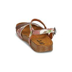 Sandały Art  I BREATHE 1003F. Czerwone sandały damskie Art, z kauczuku. Za 279,20 zł.