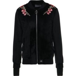 Kurtki męskie bomber: Sixth June LIGHT WITH ROSES Kurtka Bomber black