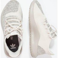 Adidas Originals TUBULAR SHADOW Tenisówki i Trampki clear brown/light brown/core black. Białe tenisówki męskie marki adidas Originals, z materiału. W wyprzedaży za 230,30 zł.