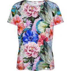 Colour Pleasure Koszulka damska CP-030 191 zielona r. XXXL/XXXXL. Bluzki asymetryczne Colour pleasure. Za 70,35 zł.