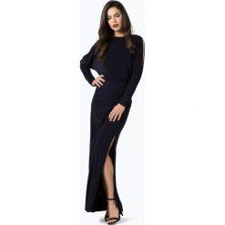 Sukienki hiszpanki: LAUREN RALPH LAUREN – Damska sukienka wieczorowa, niebieski