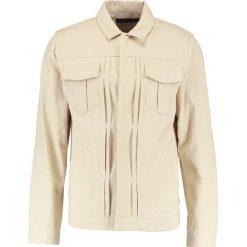 Kurtki męskie bomber: Suit SIMON Kurtka jeansowa off white