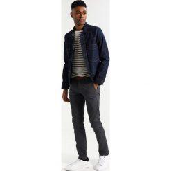 Chinosy męskie: Selected Homme SHXYARD GREY CIRCLE Spodnie materiałowe grey