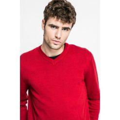Medicine - Sweter Graphic Monochrome. Czerwone swetry klasyczne męskie MEDICINE, l, z bawełny. W wyprzedaży za 79,90 zł.