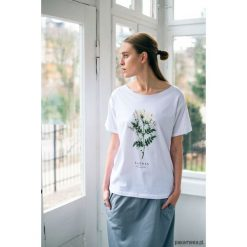 Bluzki, topy, tuniki: JAŚMIN Oversize T-shirt