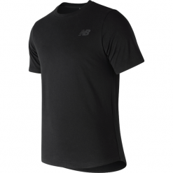 T-shirty męskie: New Balance MT81547BK