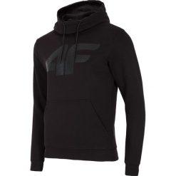 Bluzy męskie: Bluza męska BLM002 – głęboka czerń