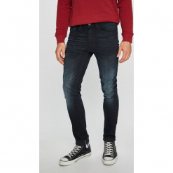 Blend - Jeansy Jet. Szare jeansy męskie regular Blend. W wyprzedaży za 129,90 zł.