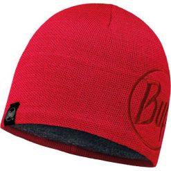 Czapki męskie: Buff Czapka Knitted & Polar Logo Red Samba czerwona (BH113518.426.10.00)