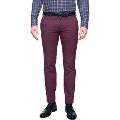 Spodnie volanti 214 bordo slim fit. Szare rurki męskie marki Recman, m, z długim rękawem. Za 129,99 zł.