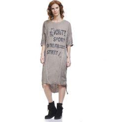 Sukienki: Sukienka w kolorze brązowym
