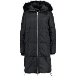 Płaszcze damskie pastelowe: Gina Tricot SKYLAR LONG PUFFERED Płaszcz zimowy black