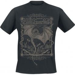 Blind Guardian Into The Storm T-Shirt czarny. Niebieskie t-shirty męskie z nadrukiem marki Reserved, l, z okrągłym kołnierzem. Za 74,90 zł.