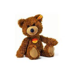 Steiff  Maskotka Miś Charly 23 cm kolor brązowy. Czarne przytulanki i maskotki marki Tm Toys, z tkaniny. Za 99,00 zł.