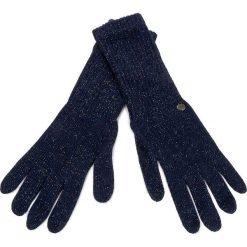 Rękawiczki damskie: Rękawiczki Damskie LIU JO – Guanto Lungo Lamina N67274 M0300 Dress Blue 94024
