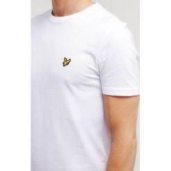 T-shirty męskie: Lyle & Scott CREW NECK Tshirt basic white