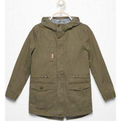 Kurtki chłopięce: Bawełniana kurtka parka – Khaki