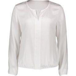 Bluzki damskie: Bluzka w kolorze kremowym