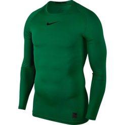 Nike Koszulka męska NP TOP LS COMP zielona r. S (838077-302). Zielone koszulki sportowe męskie Nike, m. Za 111,26 zł.