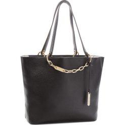 Shopper bag damskie: Torebka CALVIN KLEIN BLACK LABEL – Summer Item Shopper K60K604516 001