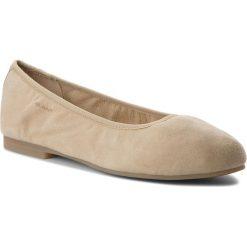 Baleriny GANT - Molly 16513517 Sand G25. Brązowe baleriny damskie zamszowe marki GANT. W wyprzedaży za 229,00 zł.