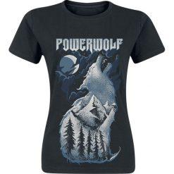 Bluzki asymetryczne: Powerwolf Demons Are A Girl's Best Friend Koszulka damska czarny