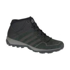 Buty trekkingowe męskie: Adidas Buty męskie Daroga Plus Mid czarne r. 46 2/3 (B27276)