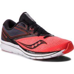 Buty SAUCONY - Kinvara 9 S20418-35 Viz Red/Blk. Brązowe buty do biegania męskie Saucony, z materiału. W wyprzedaży za 359,00 zł.