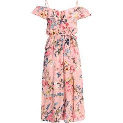 Długie sukienki: Springfield VESTIDO ABERTURAS Długa sukienka pinks