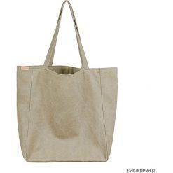 Torebki klasyczne damskie: Lazy bag torba khaki / zieleń na zamek / vegan