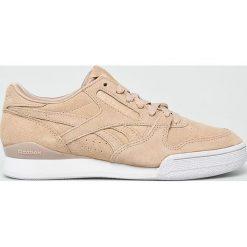 Reebok Classic - Buty Phase 1 Pro. Szare buty sportowe damskie reebok classic marki Reebok Classic, z materiału. W wyprzedaży za 319,90 zł.