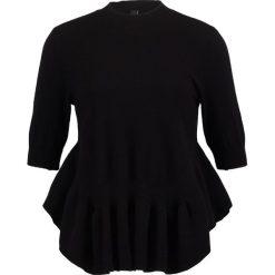 T-shirty damskie: YAS YASSKY Tshirt z nadrukiem black