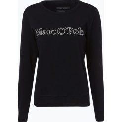 Bluzy rozpinane damskie: Marc O'Polo - Damska bluza nierozpinana, niebieski