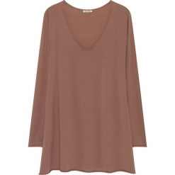 Sweter w kolorze brązowym. Brązowe swetry oversize damskie American Vintage, s, z wełny. W wyprzedaży za 151,95 zł.