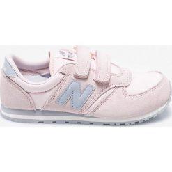 Buty sportowe dziewczęce: New Balance – Buty dziecięce KE420NSY