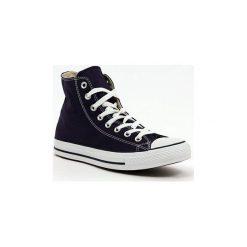 Buty Dziecko Converse  ALL STAR HI NAVY. Niebieskie trampki chłopięce Converse, retro. Za 214,94 zł.