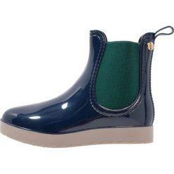 Gioseppo Kalosze marino. Niebieskie buty zimowe damskie marki Gioseppo, z materiału. W wyprzedaży za 132,30 zł.