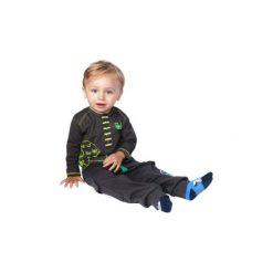 Spodnie Chłopięce dresowe Lego Wear Duplo Rozm. 80. Szare chinosy chłopięce LEGO Wear, z aplikacjami, z bawełny. Za 74,49 zł.